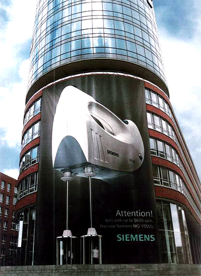 jaw dropping examples of Guerrilla Marketing