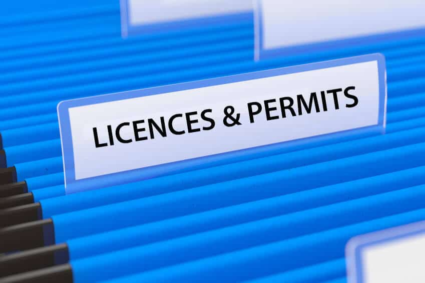business License and permits