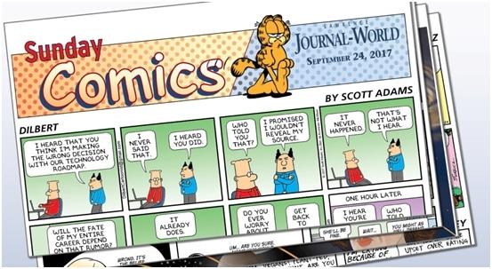 comics marketing